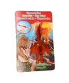 Dino World mini dino katapult Pterosauri�rs bruin