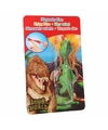 Dino World mini dino katapult T-rex groen
